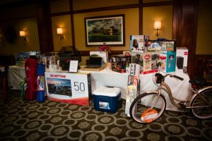 Golf Outing items